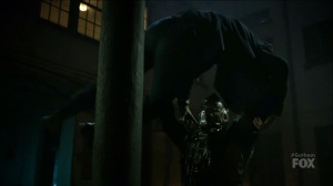 I Am Bane- Bane breaks Alfred- Fox, Gotham