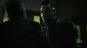 I Am Bane- Bane fights with Alfred- Fox, Gotham