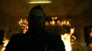 I Am Bane- Bane walks through the fire- Fox, Gotham