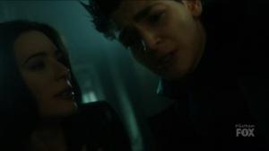 I Am Bane- Bruce watches as Bane beats Jim- Fox, Gotham