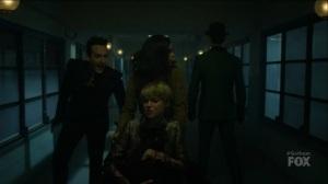 I Am Bane- Ed and Oswald agree to help Barbara- Fox, Gotham