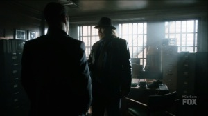 I Am Bane- Harvey and Jim look forward to reunification day- Gotham, Fox