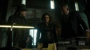 I Am Bane- Harvey speaks with Selina and Alfred about Eduardo- Fox, Gotham
