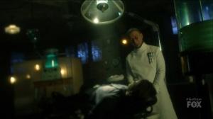 I Am Bane- Hugo Strange about to operate on Jim- Fox, Gotham