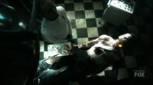 I Am Bane- Hugo Strange and Theresa Walker watch Eduardo undergo surgery- Gotham, Fox