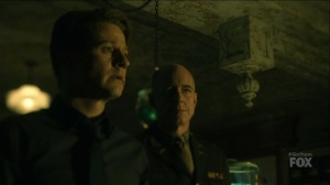 I Am Bane- Jim and General Wade are free- Fox, Gotham
