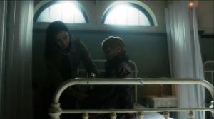 I Am Bane- Leslie examines Barbara- Fox, Gotham