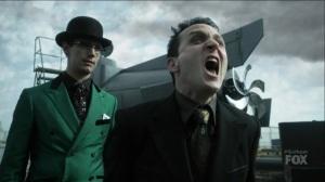 I Am Bane- Penguin realizes that Barbara swindled him- Fox, Gotham