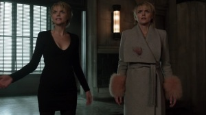 Nothing's Shocking- Barbara and Barbara- Fox, Gotham