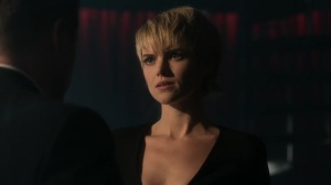 Nothing's Shocking- Barbara tells Jim that she likes who she is right now- Fox, Gotham