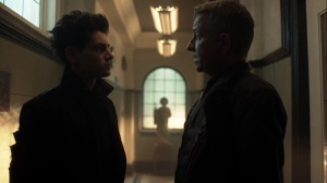 Nothing's Shocking- Bruce tells Alfred that the destruction of Wayne Manor was not his fault- Fox, Gotham