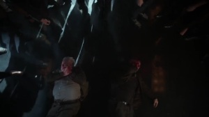 Nothing's Shocking- Cops left to bleed out at Barbara's club- Fox, Gotham
