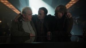 Nothing's Shocking- Cops talk at Barbara's club- Fox, Gotham