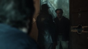 Nothing's Shocking- Dix imposter at the door- Fox, Gotham