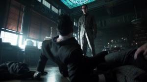 Nothing's Shocking- Ed saves Oswald- Fox, Gotham