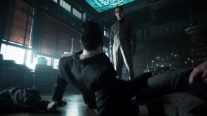 Nothing's Shocking- Ed saves Oswald- Fox, Gotham