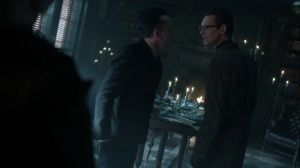 Nothing's Shocking- Ed says that Oswald is opportunistic- Fox, Gotham
