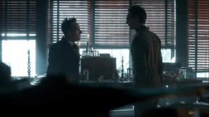 Nothing's Shocking- Ed wants Oswald to contribute more- Fox, Gotham