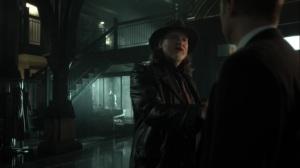 Nothing's Shocking- Harvey realizes that Jim is benching him- Fox, Gotham