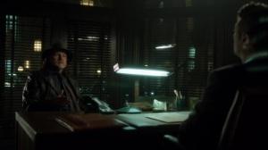 Nothing's Shocking- Harvey tells Jim about leaning hard on Jane- Fox, Gotham