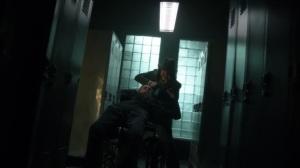 Nothing's Shocking- Jane Doe as Harvey begins strangling Dix- Fox, Gotham