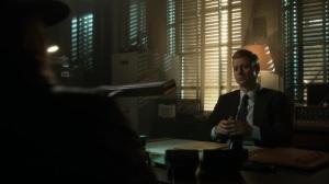 Nothing's Shocking- Jim listens to Harvey- Fox, Gotham