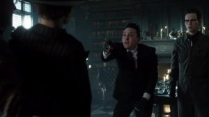 Nothing's Shocking- Penguin reminds Penn that he never asked him to kill- Fox, Gotham