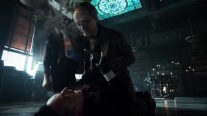 Nothing's Shocking- Penguin shoots and kills Scarface- Fox, Gotham