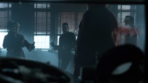 Nothing's Shocking- Scarface shoots and kills Dale- Fox, Gotham