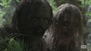 Scars- Whisperers find the Kingdom- AMC, The Walking Dead