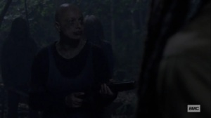 The Calm Before- Alpha tells Daryl to come with her- AMC, The Walking Dead