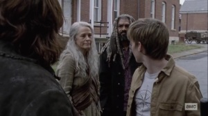 The Calm Before- Henry parts ways with Carol and Ezekiel- AMC, The Walking Dead