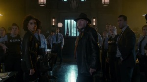 The Trial of Jim Gordon- Harvey and GCPD about to deal with Zsasz- Fox, Gotham