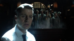 The Trial of Jim Gordon- Haven victims appear to Jim- Fox, Gotham