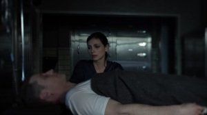 The Trial of Jim Gordon- Leslie begs for Jim to wake up- Fox, Gotham