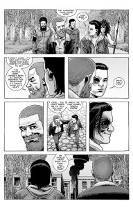 The Walking Dead #189- Rick tells Carl that he will know what to do when the time comes