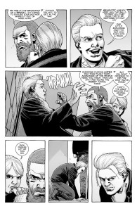 The Walking Dead #189- Rick tells off Sebastian
