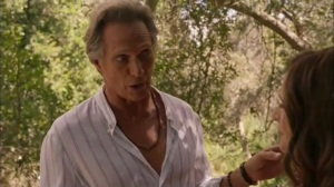 Discovery Weekend- Felix on a nature walk with Selina- Veep, HBO