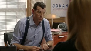 Discovery Weekend- Jonah speaks with one of his accusers- Veep, HBO