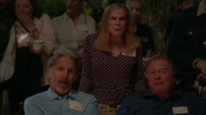 Discovery Weekend- Kent, Amy, and Ben react to Selina stumbling in her speech- Veep, HBO