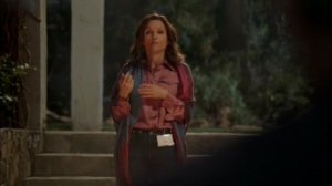 Discovery Weekend- Selina flubs her speech- Veep, HBO
