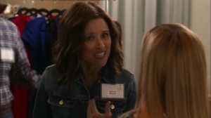 Discovery Weekend- Selina learns about Tom's affair- Veep, HBO