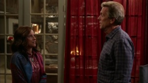 Discovery Weekend- Tom tells Selina that he still loves her- Veep, HBO