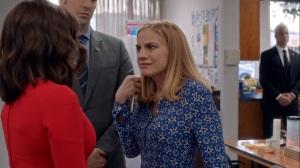 Iowa- Amy tells Selina that she would want to nuke America if she became President- HBO, Veep