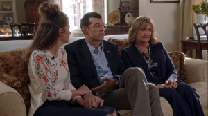 Iowa- Jonah, Beth, and Nancy discuss Jonah's relationship with Beth- HBO, Veep
