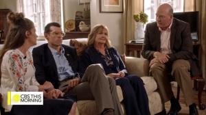 Iowa- Lloyd, played by John Carroll Lynch, speaks with Jonah- HBO, Veep