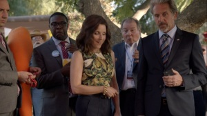 Pledge- Kent rules at ring toss- Veep, HBO