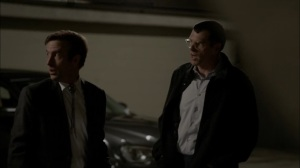 South Carolina- Buddy and Jonah meet in a parking garage- Veep, HBO