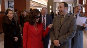 South Carolina- Gary is back as Selina's right hand aide- Veep, HBO