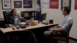 South Carolina- Jonah speaks with Sherman Tanz- Veep, HBO